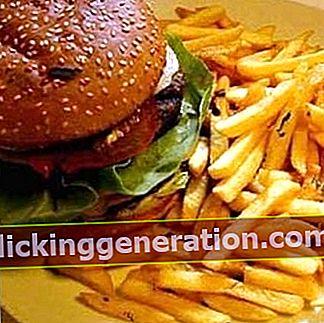 Definition af junkfood