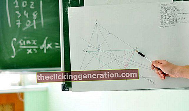 Definition af geometrisk sted