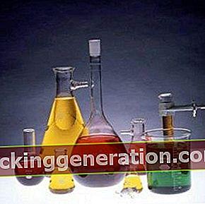 Definition af kemisk reaktion