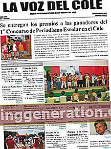 Az iskolai újság meghatározása