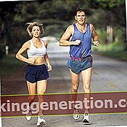 Definition af Jogging