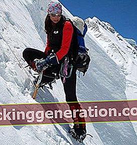 Definition af bjergbestigning
