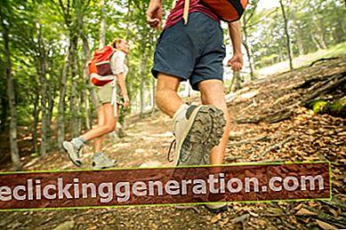Definition af Trekking