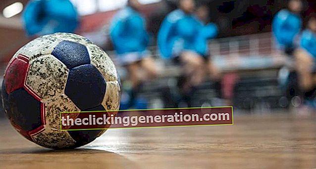 Definition af håndbold