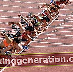Definition af atletik