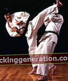 Definition af Karate