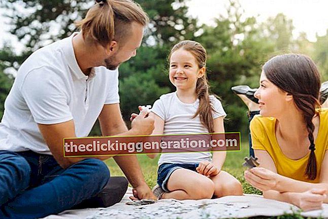 Definition af rekonstrueret familie