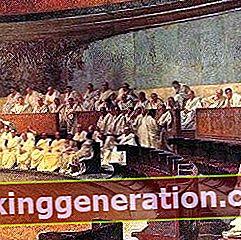 Definition af romersk lov