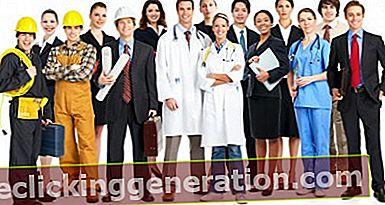 Definisjon av yrke