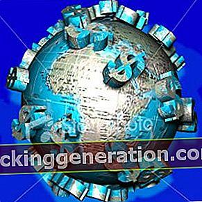 Definisjon av internasjonal økonomi
