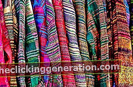 Definisjon av tekstil