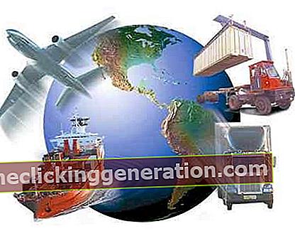 Definisjon av import
