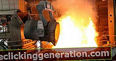 Definisjon av stålindustri