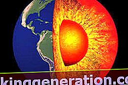 Definisjon av Jordens kjerne