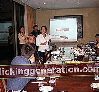 Definisjon av presentasjon