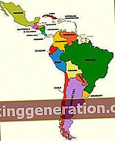 Definícia Latinskej Ameriky