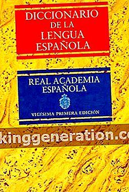 Definícia španielčiny