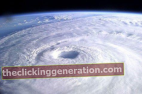 Definícia hurikánu