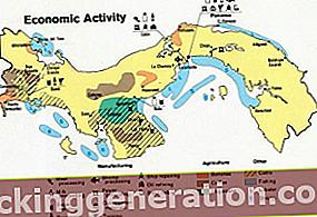 Definícia ekonomickej mapy