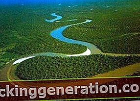 Definícia hydrografie