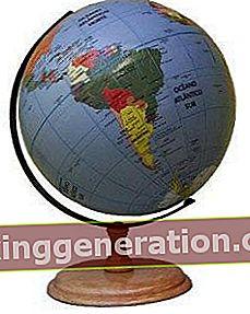 Definícia Earth Globe