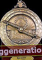 Definícia astrolábu