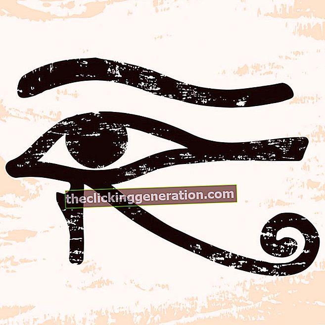 Eye of Horus - Definition, koncept og hvad det er