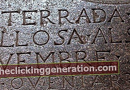 Definition af epigrafi