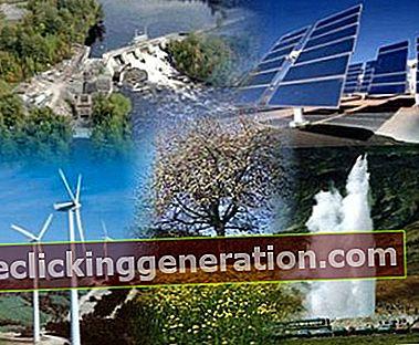 Ορισμός των ανανεώσιμων πόρων