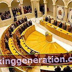 Definition af parlamentet