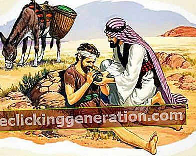 Definition af samaritan