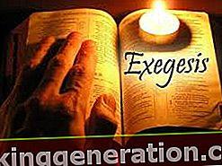 Definition af eksegese