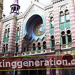 Definition af synagoge