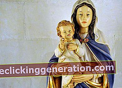 Jomfru Maria - Definition, koncept og hvad det er