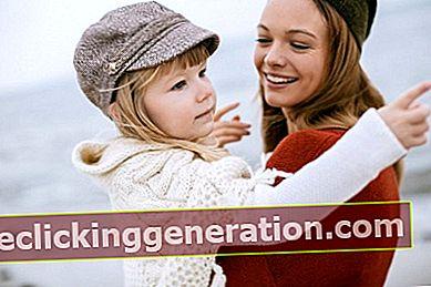 Definition af eneforældrefamilie