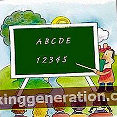 Definition af undervisning