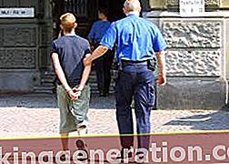 Definition af ungdomskriminalitet