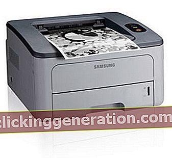 Ορισμός του εκτυπωτή λέιζερ